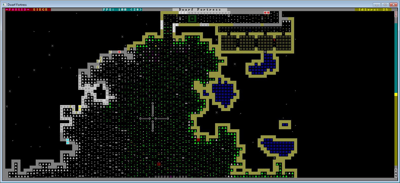 Giant Cave Spider Dwarf Fortress Dwarf Fortress Wiki
