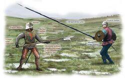 Pike Vs Spear v0.34:Pike (weapon) - ...