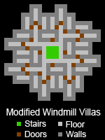 Modified windmill villas
