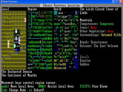 Seed archive - Dwarf Fortress Wiki
